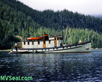 Swan II 8 ca 1954a--POST