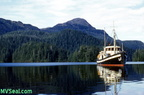Swan II Alaska ca 1950--POST