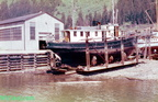 Swan II at NC Juneau 2 ca 1950--POST