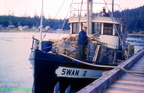 Swan II Joe Skorlk 1 ca 1950--POST